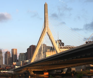 No. 15 Zakim Bridge, Boston