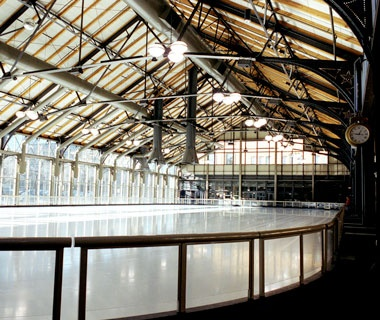 The Depot Rink, Minneapolis