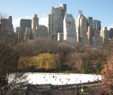 Wollman Skating Rink, New York City