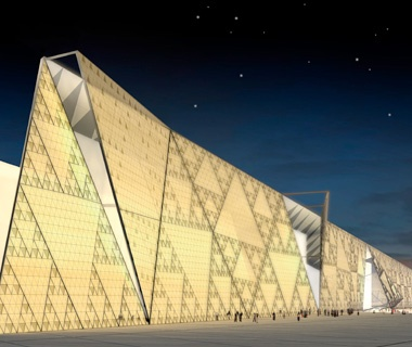 Biggest ArchaeologicalMuseum: The Grand Egyptian Museum, Giza, Egypt