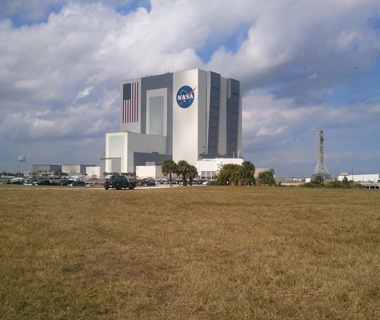 Biggest Single-Story Structure: Vehicle Assembly Building, Cape Canaveral, FL