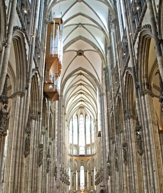No. 13 Cologne Cathedral, Cologne, Germany