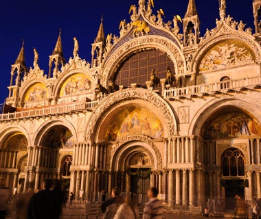 No. 16 St. Mark's Basilica, Venice