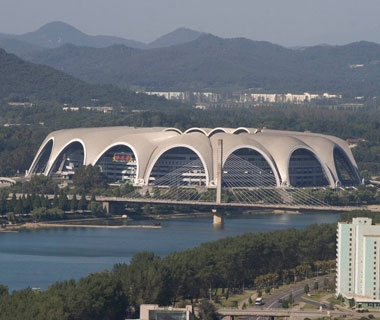 Biggest Stadium: Rungrado May Day, North Korea