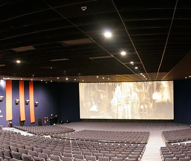 BiggestMovie Theater: Kinepolis, Madrid