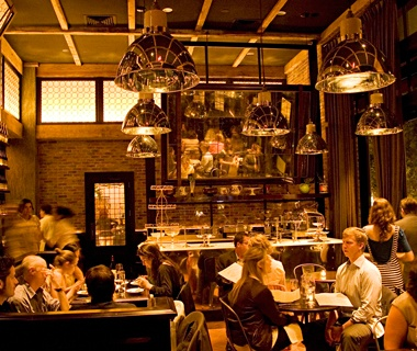 Locanda Verde: New York City