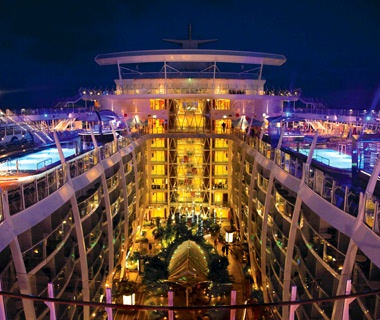 Best LargeShip Cruise Lines  Travel  Leisure