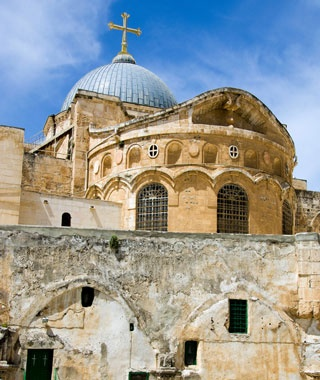 No. 25 Church of the Holy Sepulchre, Jerusalem