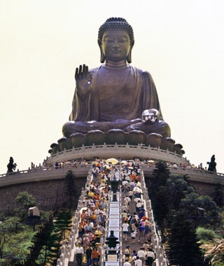 No. 27 Po Lin Monastery and Tian Tan Buddha, Hong Kong