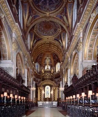No. 35 St. Paul's Cathedral, London