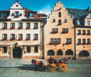 Hotel Eisenhut, Rothenburg ob der Tauber, Germany