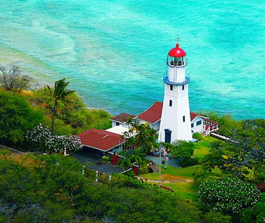 Diamond Head Lighthouse, Honolulu