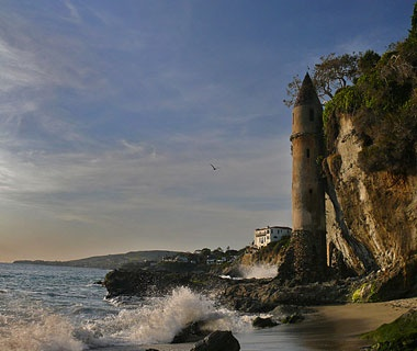 Victoria Beach Tower, Laguna Beach, CA
