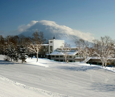Pair Backcountry Skiing and Hot Springs in Japan