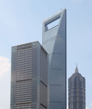 No. 34 Shanghai World Financial Center