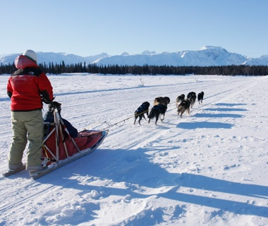 Get an Adrenaline Rush at an Alaskan Lodge