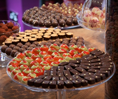 Paul A. Young Fine Chocolates, London