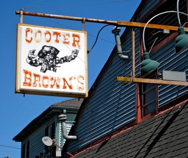 Cooter Brown's Tavern & Oyster Bar, New Orleans