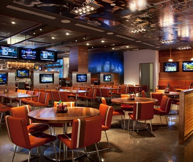 High Velocity Sports Bar, Indianapolis