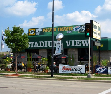 Stadium View Bar & Grill, Green Bay, WI