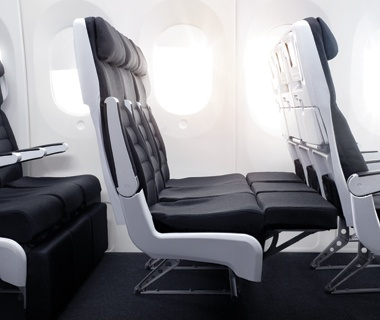 Best Transportation Air New Zealand SkyCouch Family Experience