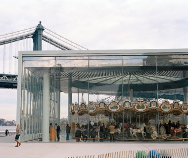Best Public Space Jane's Carousel Pavilion, Brooklyn, New York