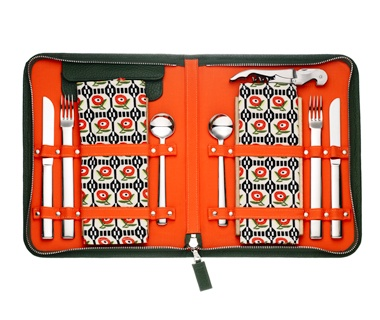 Best Outdoor Accessory Neue Galerie's R. Horn Viennese Picnic Set
