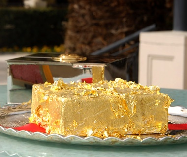 Sultan's Golden Cake: Istanbul