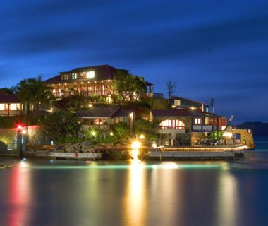 No. 7 [tied] Eden Rock–St. Barths, St. Bart's