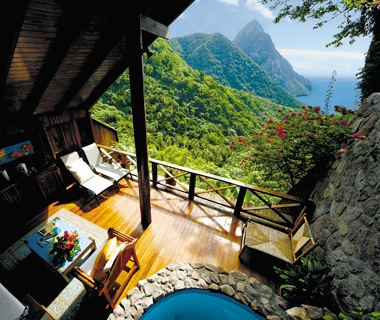 No. 6 Ladera, St. Lucia