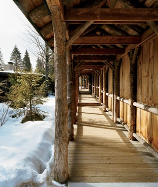 Lake Placid Lodge, Lake Placid, NY