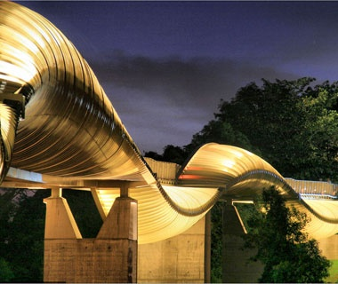 Henderson Waves Pedestrian Bridge, Singapore