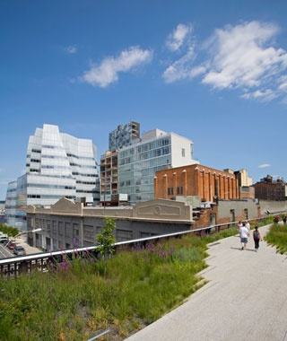 No. 17 The High Line, New York City