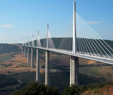 No. 13 Millau Viaduct, Millau, France