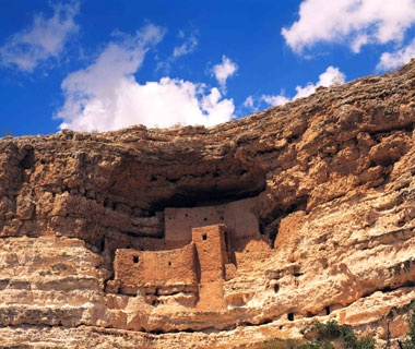 No. 18 Montezuma Castle National Monument, Camp Verde, AZ