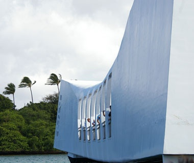 No. 11 World War II Valor in the Pacific National Monument, Oahu, HI
