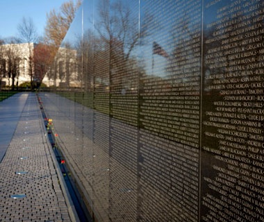 No. 2 Vietnam Veterans Memorial, Washington, D.C.