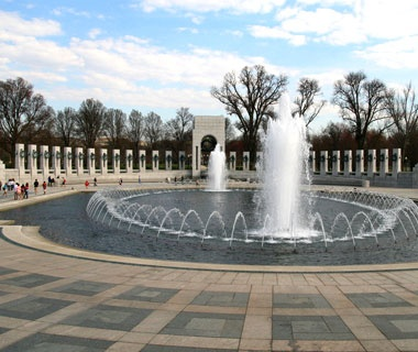 No. 3 World War II Memorial, Washington, D.C.