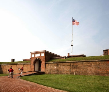 No. 17 Fort McHenry National Monument and Historic Shrine, Baltimore