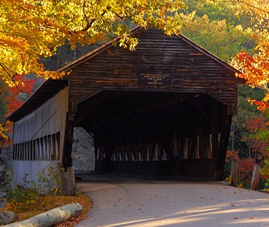 Covered Bridge, Albany, NH