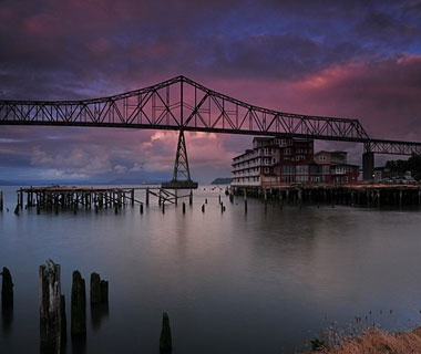 Astoria-Megler Bridge, Astoria, OR