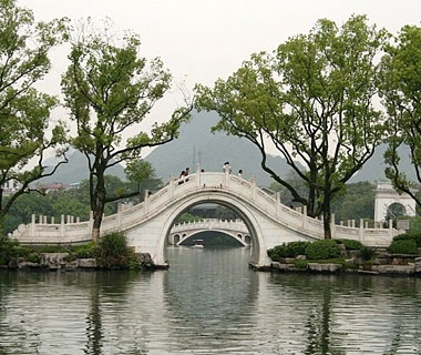 Bridge, Guilin, China