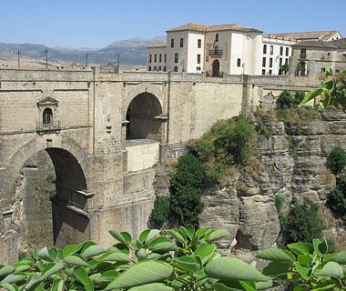 New Bridge, Ronda, Spain