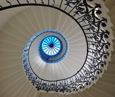 Tulip Stairs, Greenwich, England