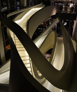 Armani Store, New York City