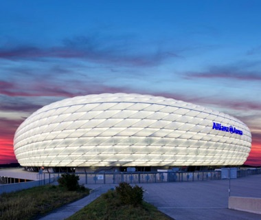 No. 17 Allianz Arena, Munich