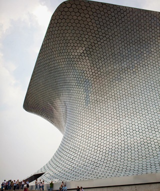 No. 6 Museo Soumaya, Mexico City