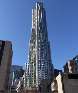 No. 1 New York by Gehry, New York City