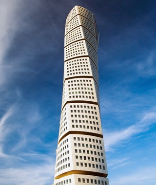 No. 5 Turning Torso, Malmš, Sweden