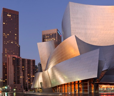 No. 3 Walt Disney Concert Hall, Los Angeles
